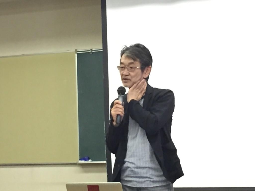 藤村先生(通称スコット)は愛に溢れた本当に尊敬してやまないすばらしいお方です。