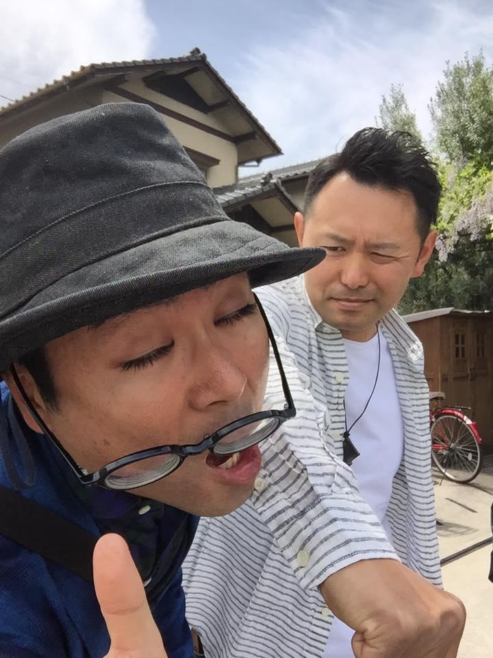 藤田さんと初めて出会った日。遅刻した僕を容赦なく殴りました。